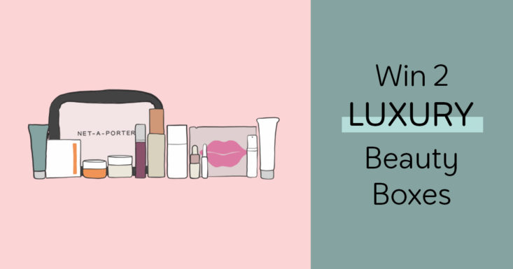 Le Meilleur Galentine S Day Giveaway Win Two Luxury Beauty Boxes Msa Ce Mois Ci