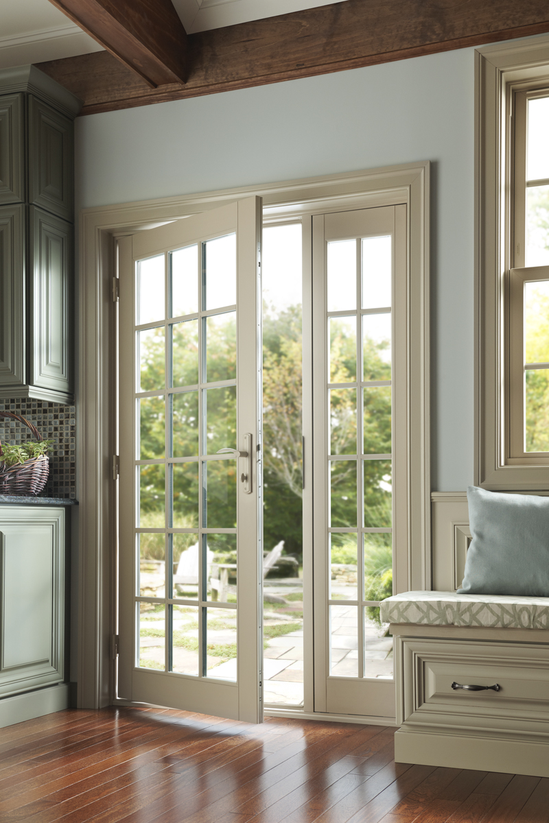 Le Meilleur Top 20 Custom And Classic French Doors With Dog Door Ce Mois Ci