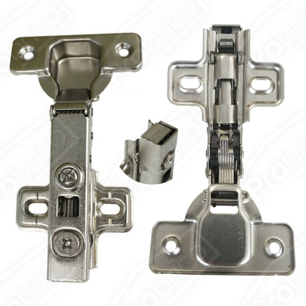 Le Meilleur Concealed Kitchen Cabinet Door Hinges Full Overlay Soft Ce Mois Ci