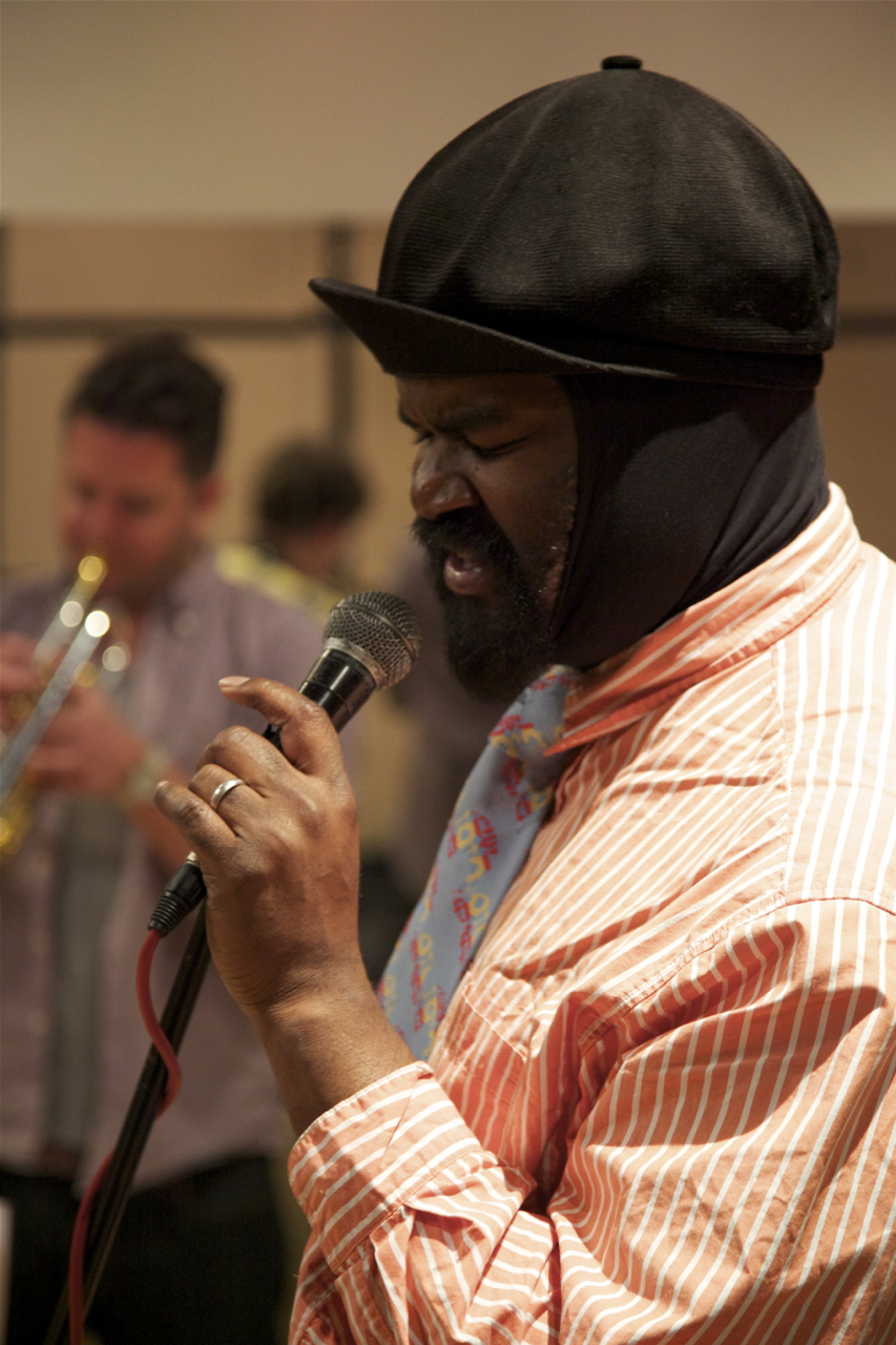 Le Meilleur Gregory Porter Shows Us How It's Meant To Be Done Ce Mois Ci