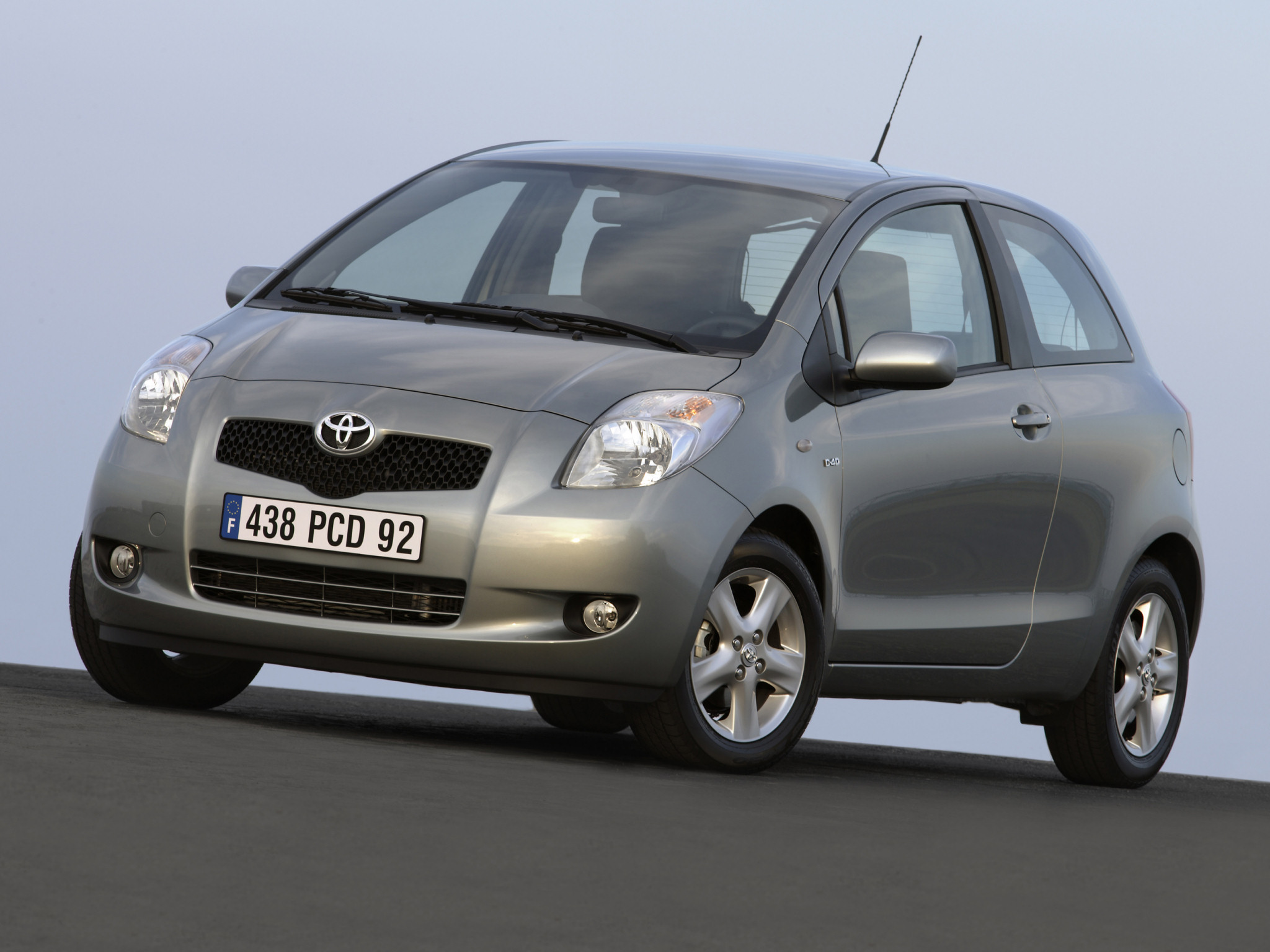 Le Meilleur Car In Pictures – Car Photo Gallery » Toyota Yaris 2005 Ce Mois Ci