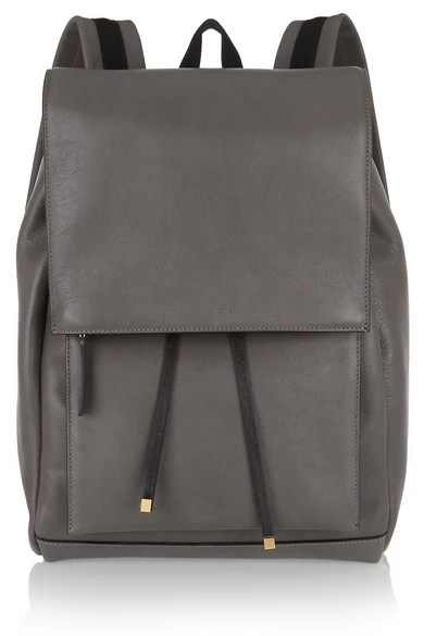 Le Meilleur Marni Leather Backpack Net A Porter Com Ce Mois Ci