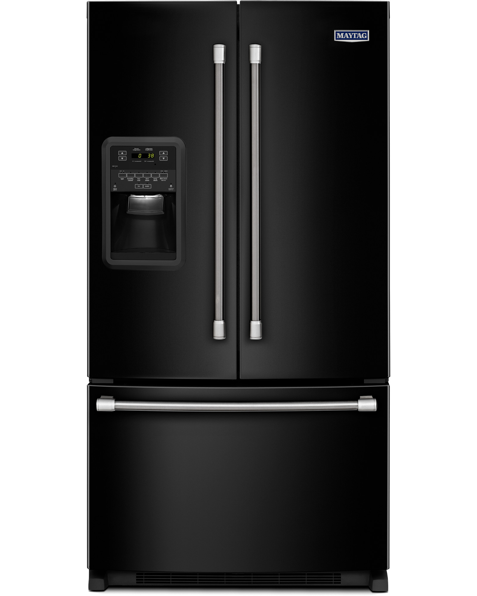 Le Meilleur Maytag Mfi2269Dre 22 Cu Ft French Door Refrigerator Ce Mois Ci