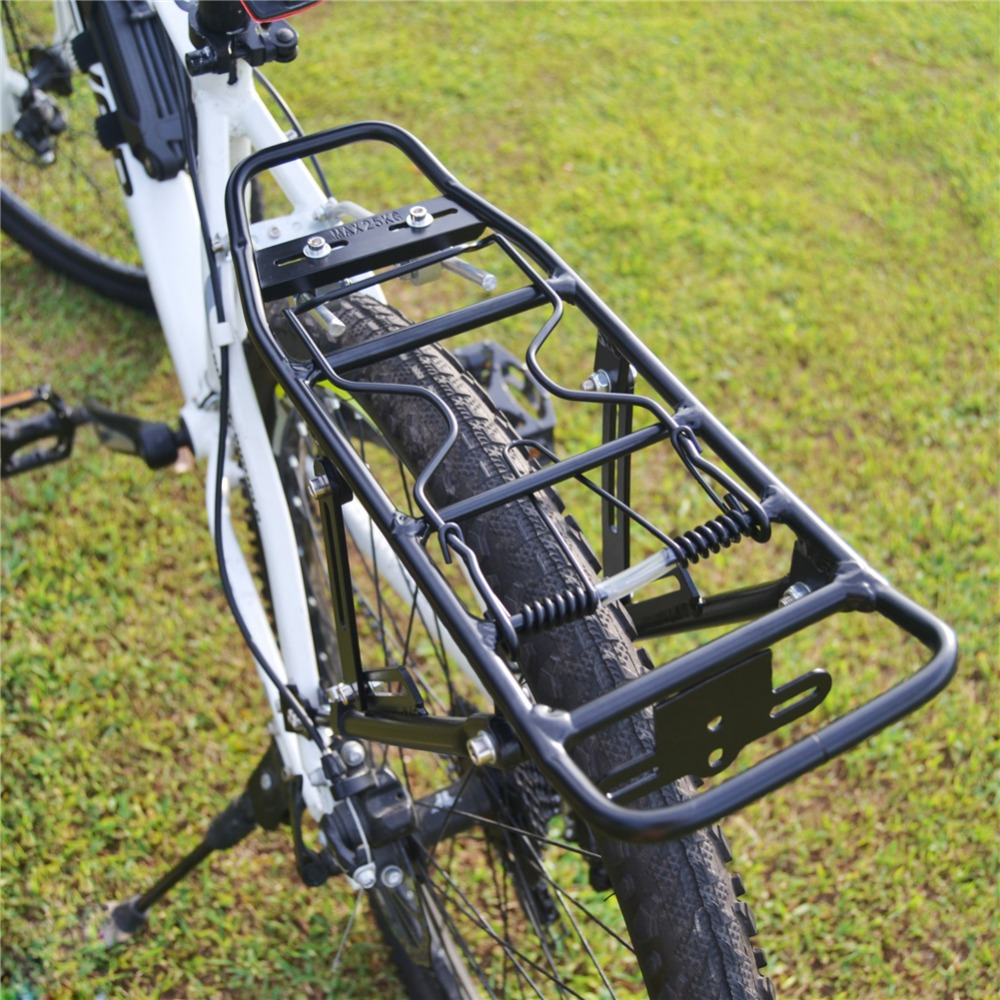 Le Meilleur Aliexpress Com Buy 65Kg Capacity Bicycle Rack Luggage Ce Mois Ci