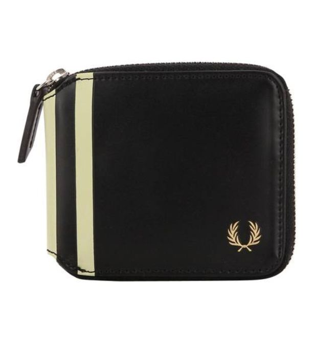 Le Meilleur Portefeuille Zip Around Fred Perry Galeries Lafayette Ce Mois Ci
