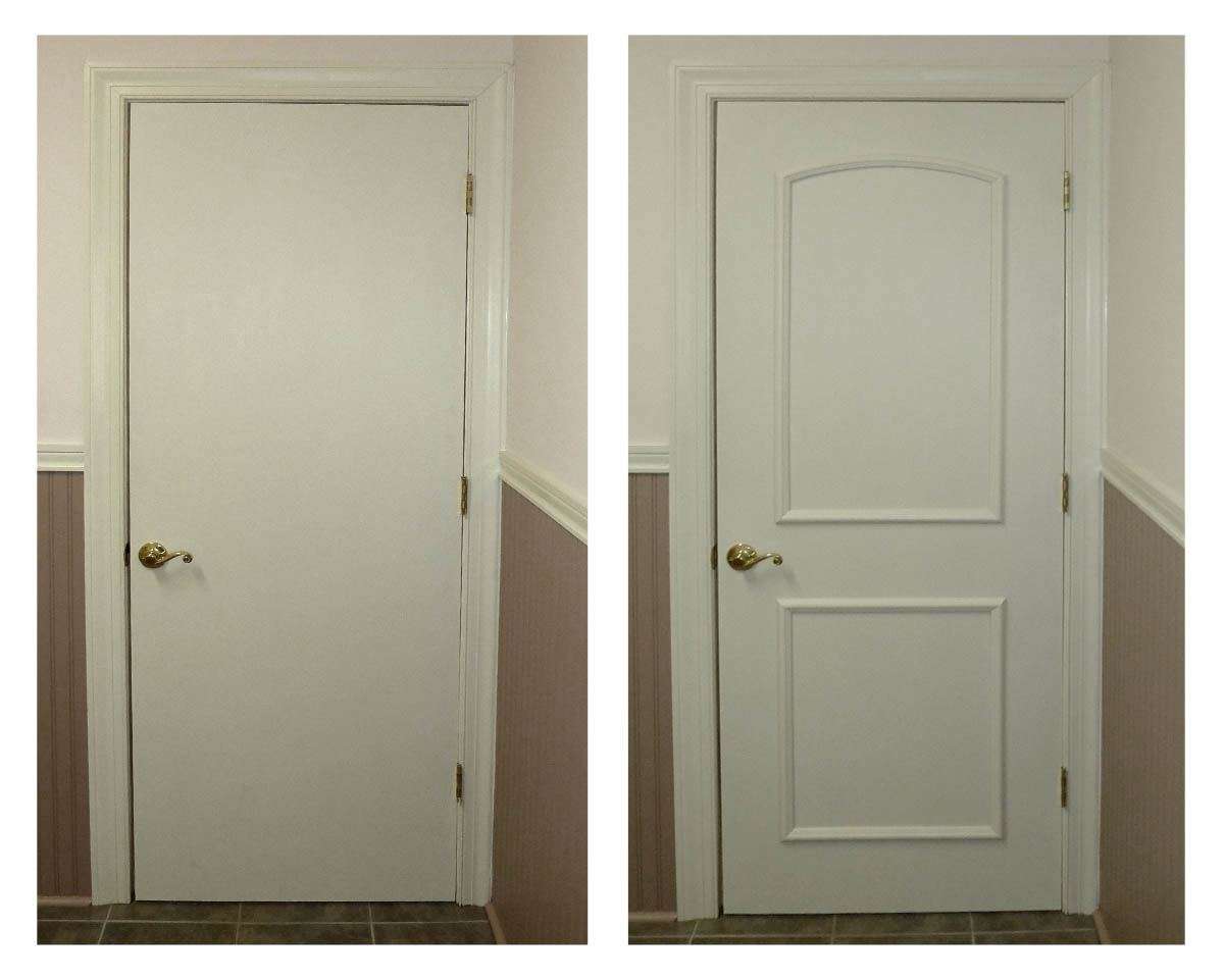 Le Meilleur Ez Door Paneling Add On For Plain Doors Examples Ce Mois Ci