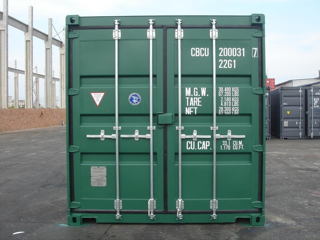 Le Meilleur New Shipping Containers For Sale The Container Man Ltd Ce Mois Ci
