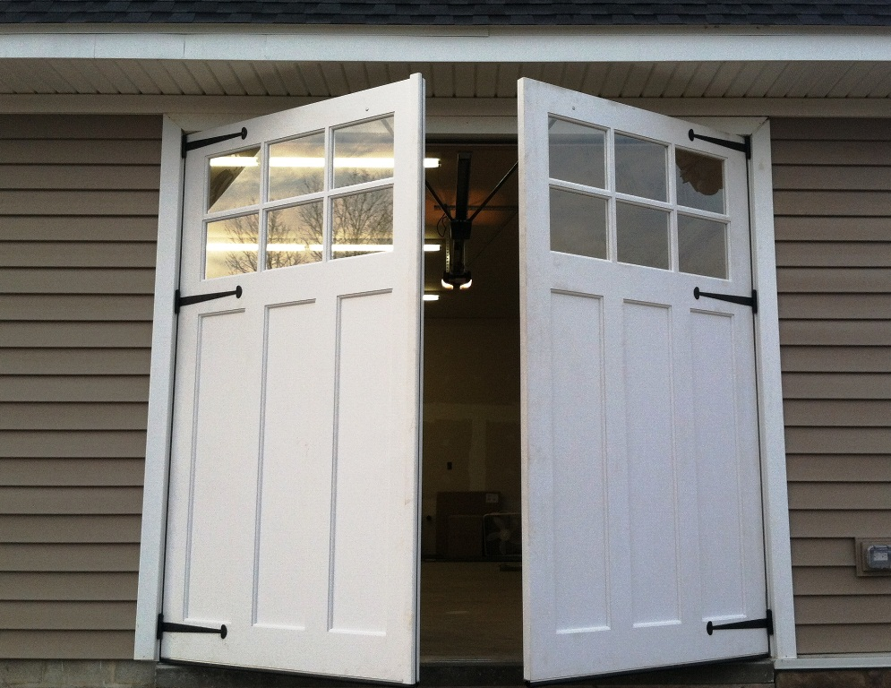Le Meilleur Clingerman Doors Custom Wood Garage Doors Clearville Pa Ce Mois Ci
