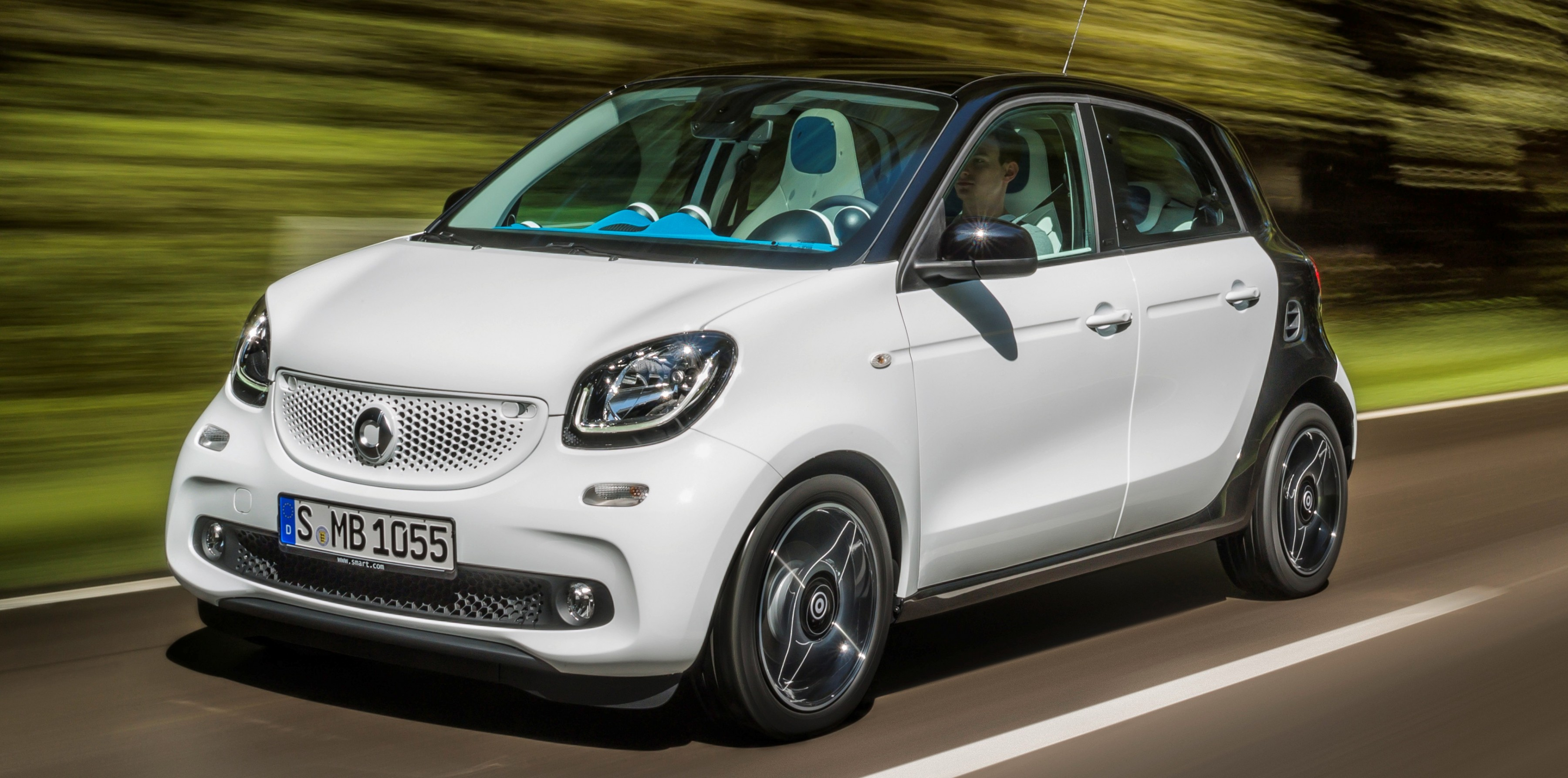 Le Meilleur 2015 Smart Fortwo And Forfour New Dual Clutch Automatic Ce Mois Ci
