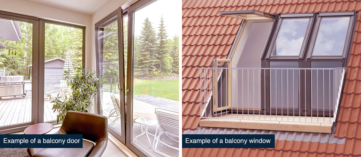 Le Meilleur What Are Balcony Windows And Doors Crown Windows Ce Mois Ci