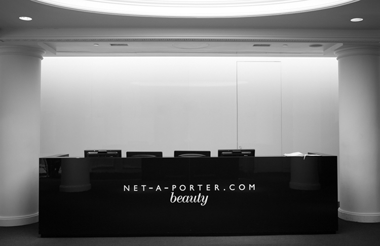 Le Meilleur Events Net A Porter Beauty's Anniversary Event In New Ce Mois Ci