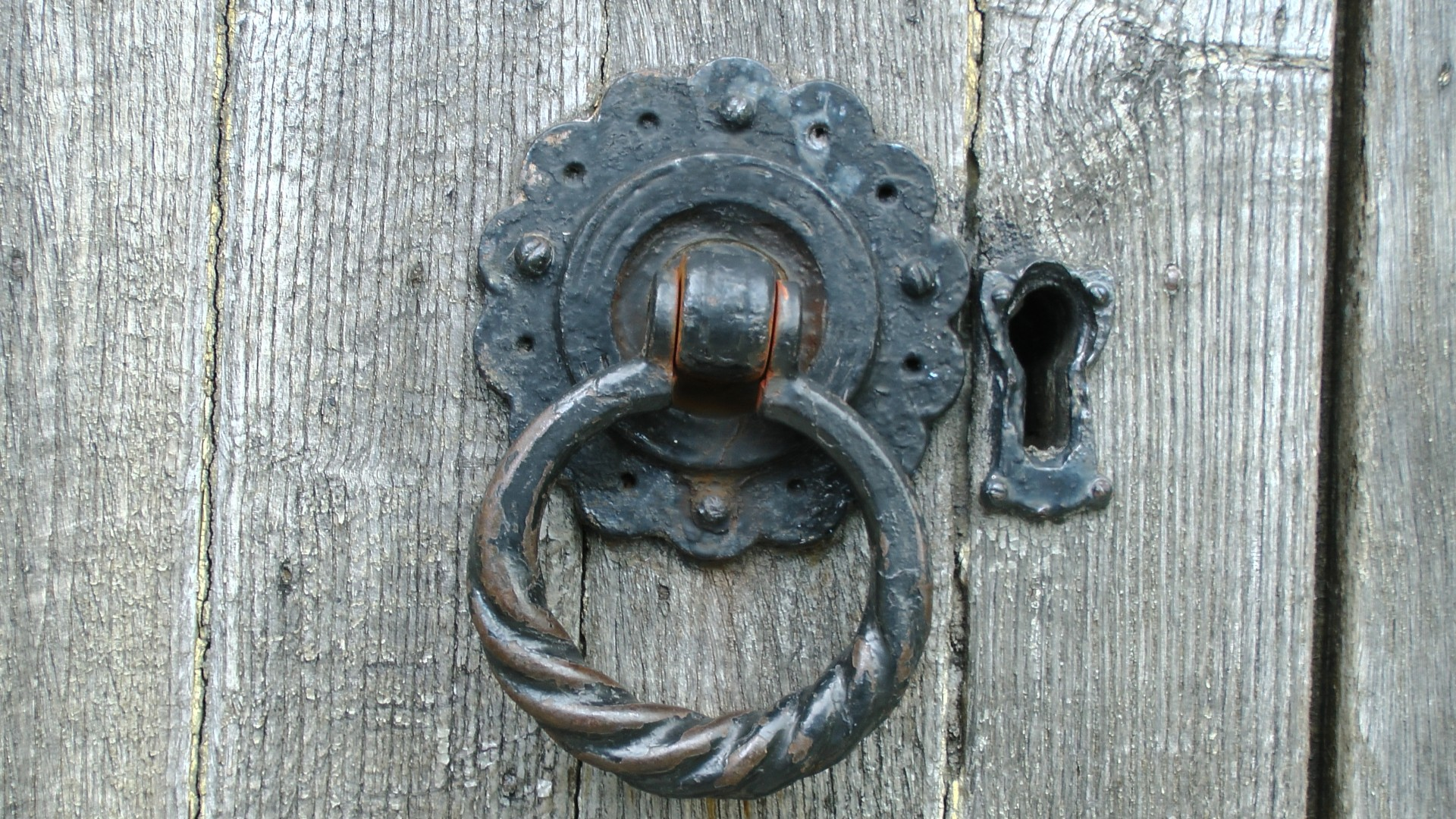 Le Meilleur Old Wooden Door Handle Free Stock Photo Public Domain Ce Mois Ci