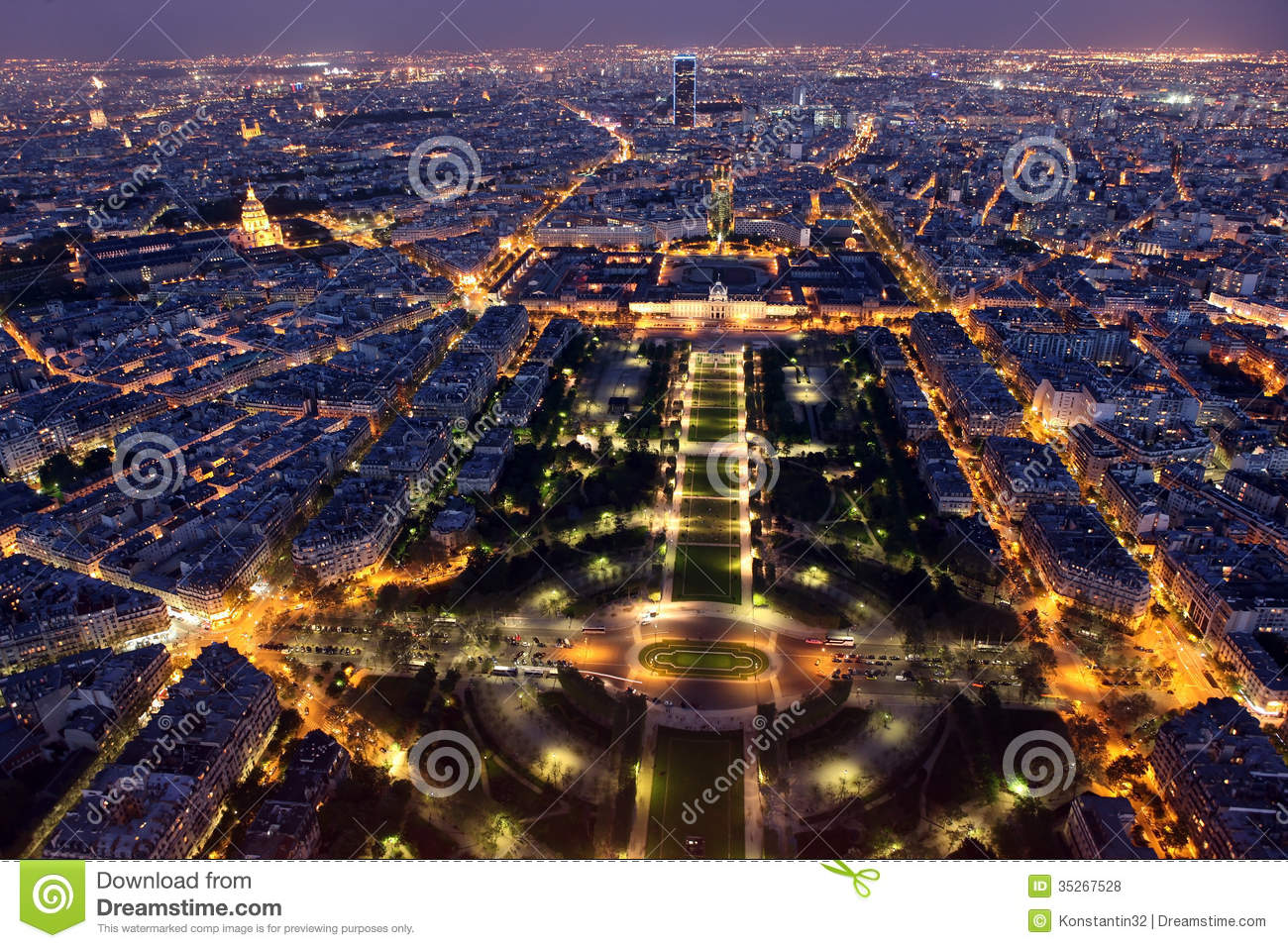 Le Meilleur Famous And Beautiful Night View To Paris From Eiffel Tower Ce Mois Ci