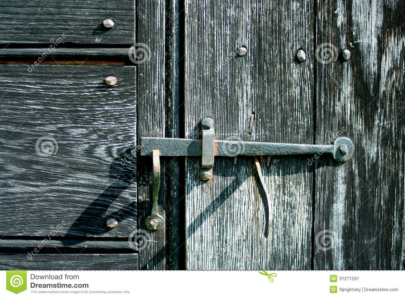 Le Meilleur Old Iron Door Latch Royalty Free Stock Photography Image Ce Mois Ci