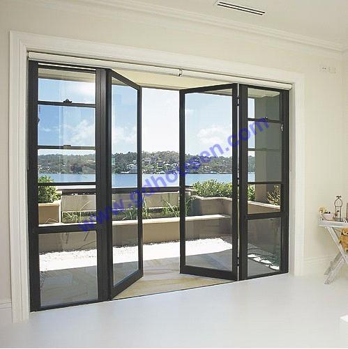 Le Meilleur Opening Door With Grey Glass Double Opening Door French Ce Mois Ci