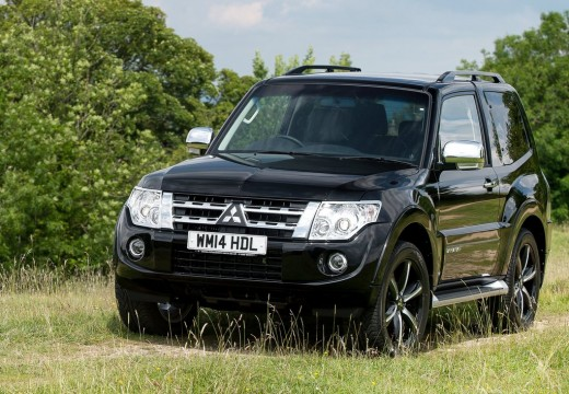 Le Meilleur Used Mitsubishi Shogun Cars For Sale On Auto Trader Uk Ce Mois Ci