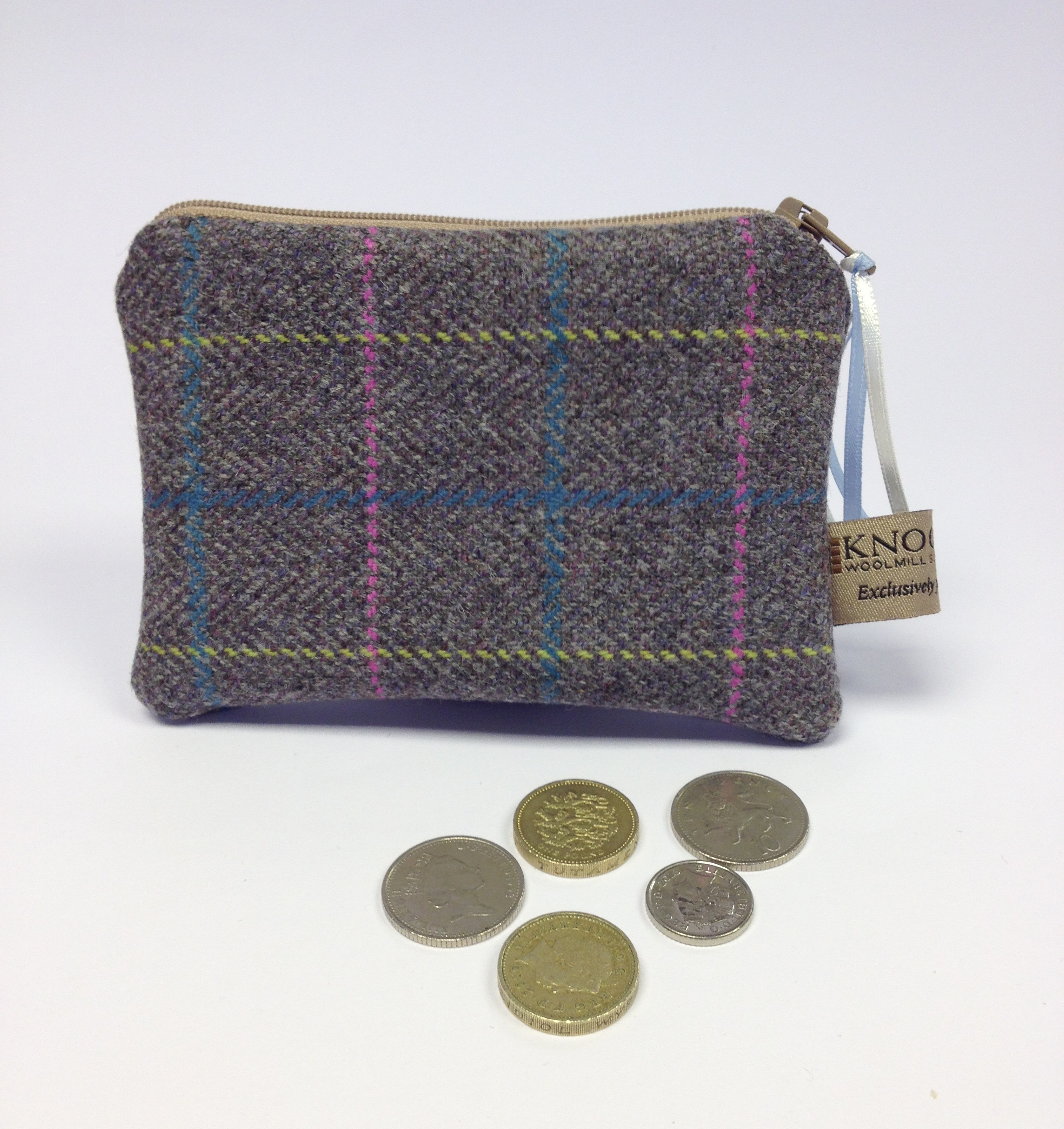 Le Meilleur Coin Purse Scottish Canals Ce Mois Ci