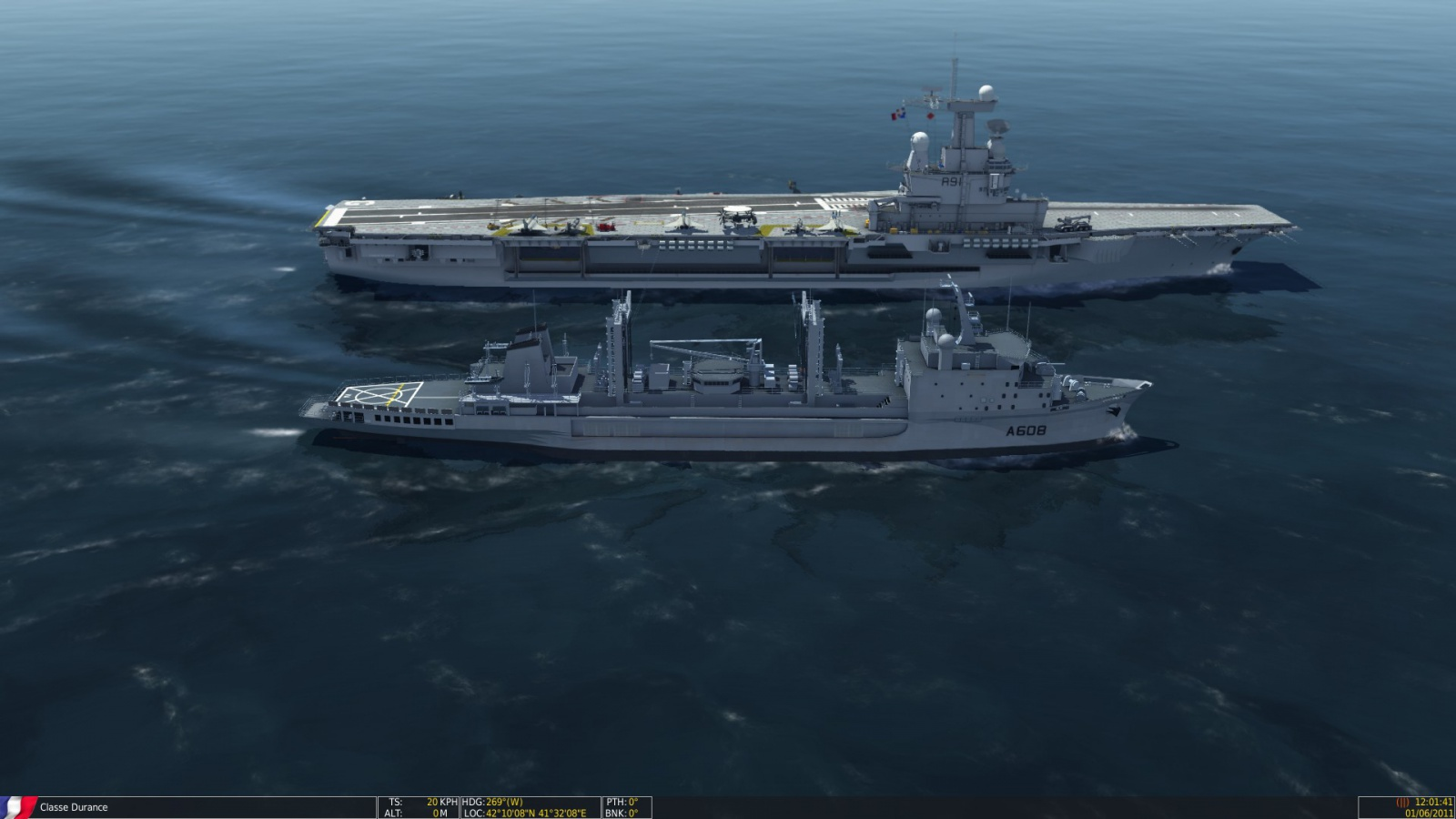 Le Meilleur New Version French Aircraft Carrier De Gaulle And Pa2 And Ce Mois Ci