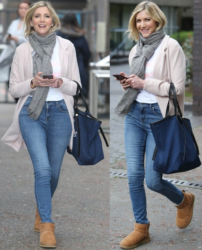 Le Meilleur Uggs With Jeans 20 Ways To Wear Ugg Boots With Denim Ce Mois Ci