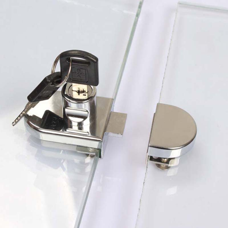 Le Meilleur Online Get Cheap Glass Door Locks Aliexpress Com Ce Mois Ci