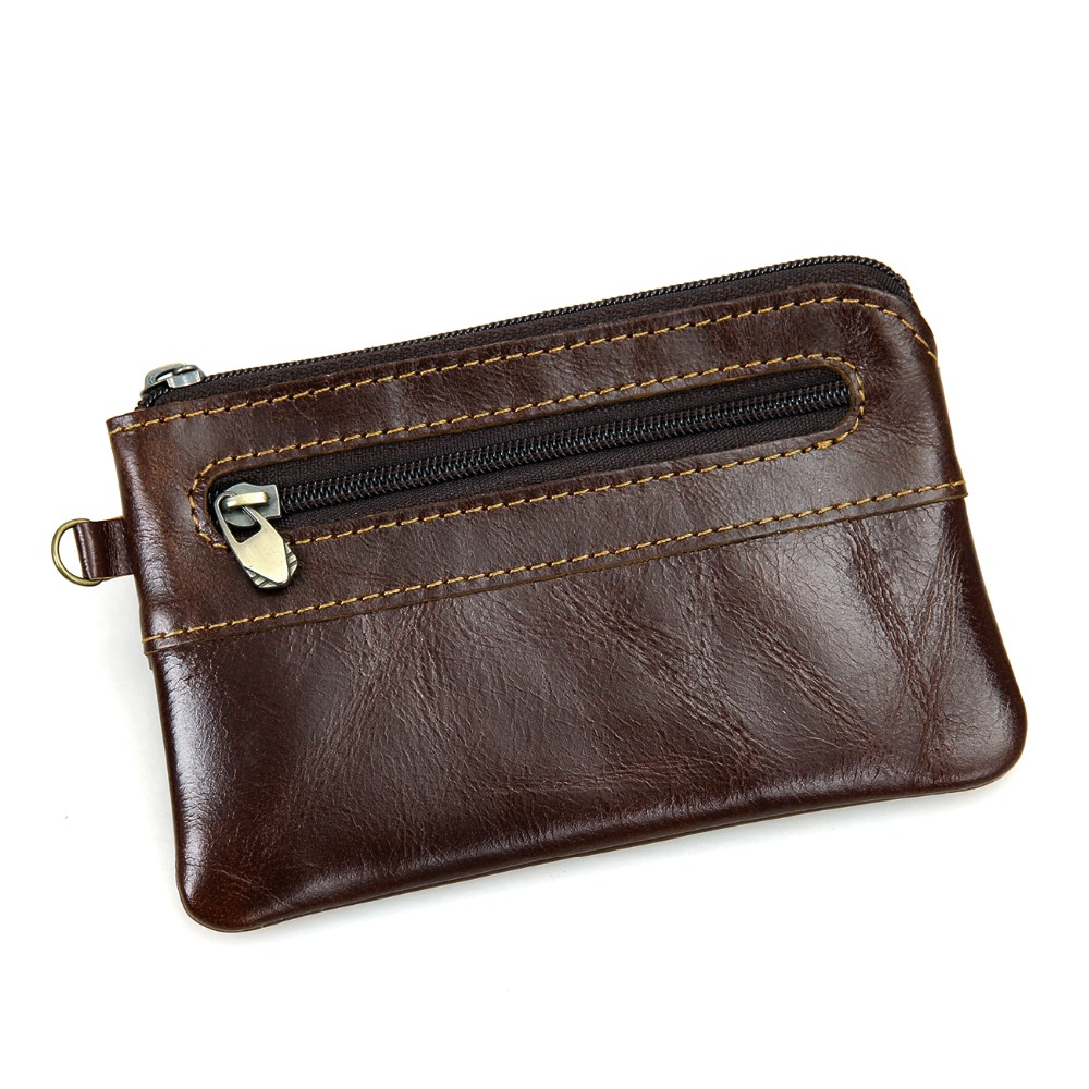 Le Meilleur J M D Genuine Leather Slim Coin Purse Women Coffee Coin Ce Mois Ci