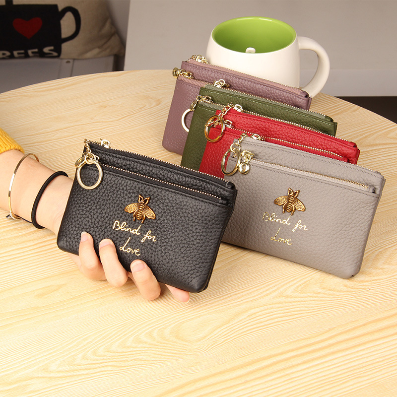 Le Meilleur Aliexpress Com Buy Andralyn Brand Genuine Leather Coin Ce Mois Ci