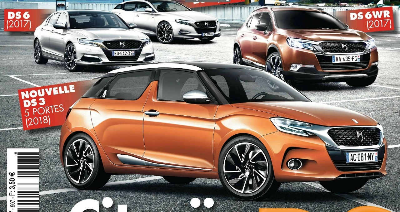 Le Meilleur Ds To Become Own Brand Separate From Citroen Ce Mois Ci