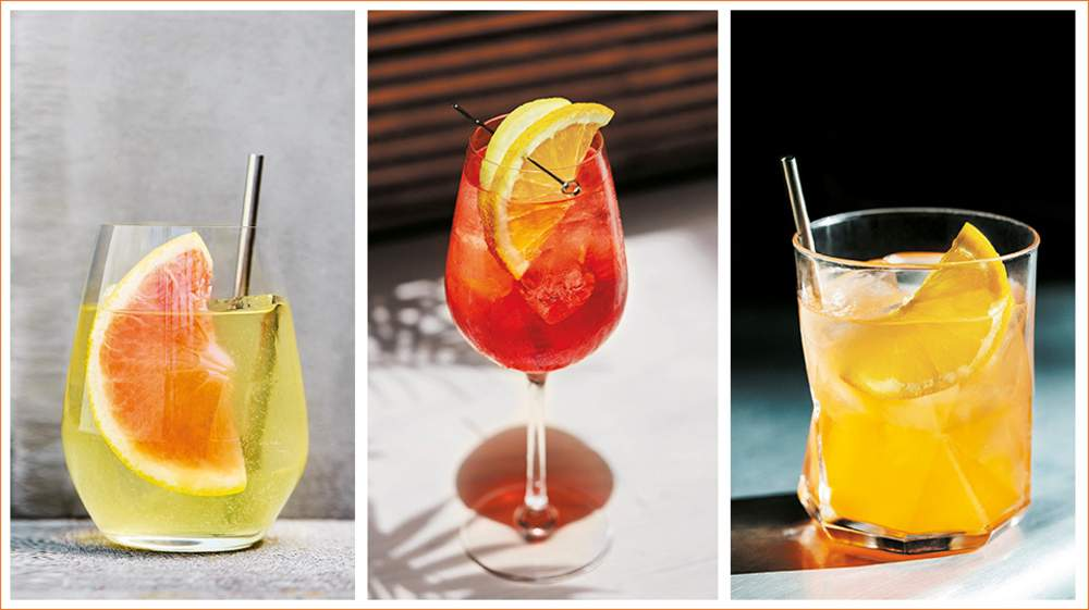 Le Meilleur Six Refreshing Takes On An Aperol Spritz Mr Porter Ce Mois Ci
