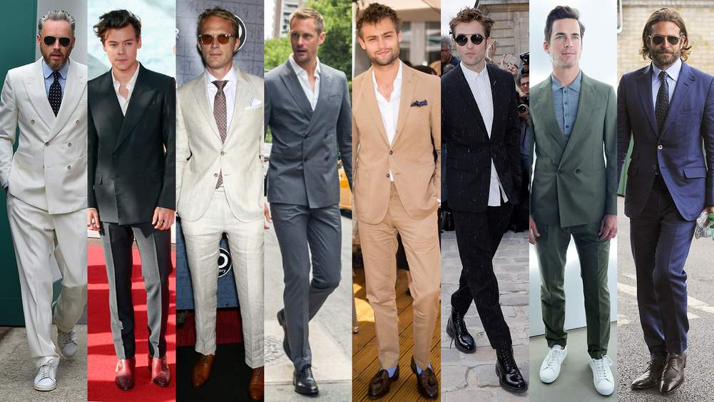 Le Meilleur The Best Dressed Men Of The Month On The Town The Ce Mois Ci