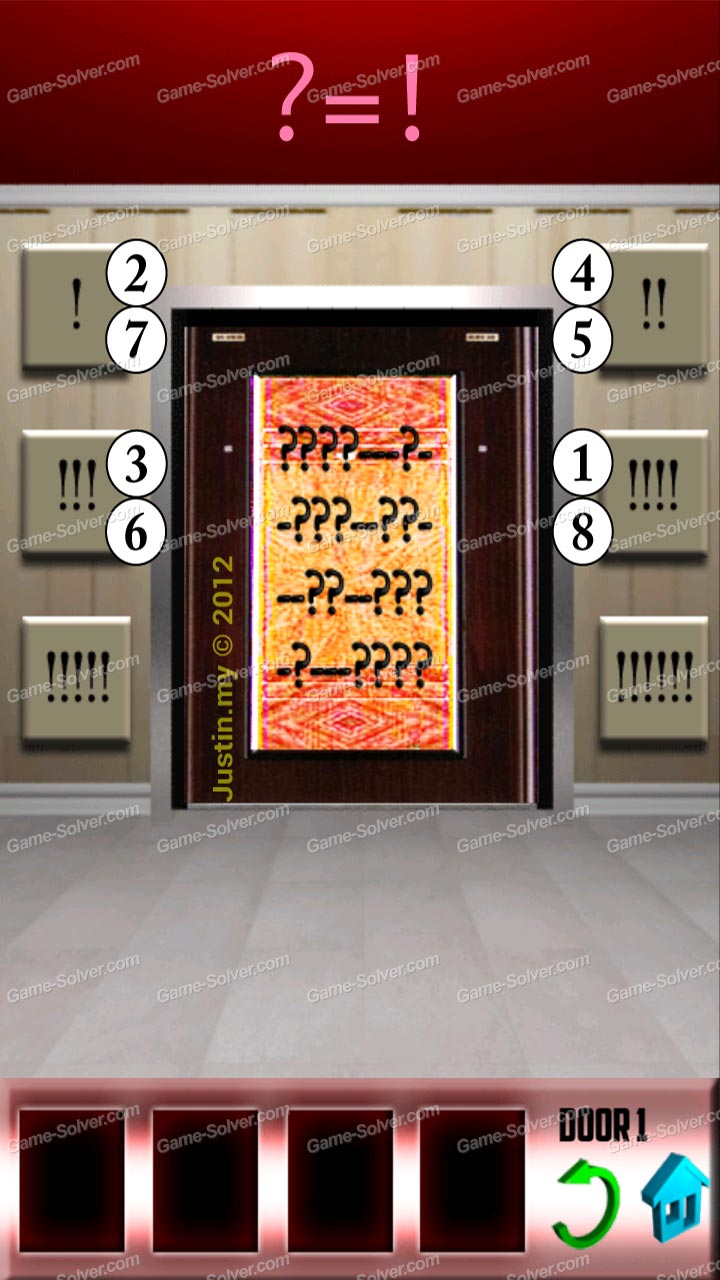 Le Meilleur 100 Doors X Level 18 Game Solver Ce Mois Ci Original 1024 x 768