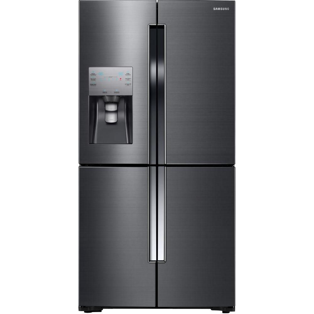 Le Meilleur Whirlpool 36 In W 25 Cu Ft French Door Refrigerator In Ce Mois Ci