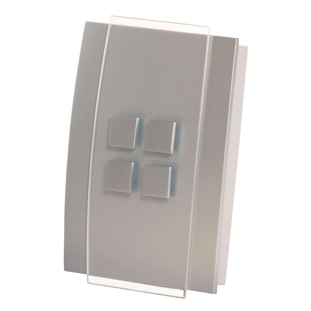 Le Meilleur Heath Zenith Wireless Plug In Door Chime And Entry Alert Ce Mois Ci