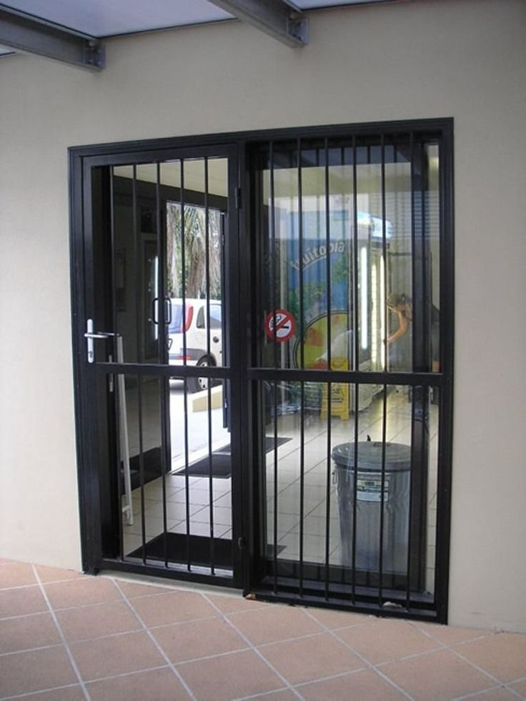 Le Meilleur Burglar Bars For Sliding Glass Doors Gate In 2019 Ce Mois Ci