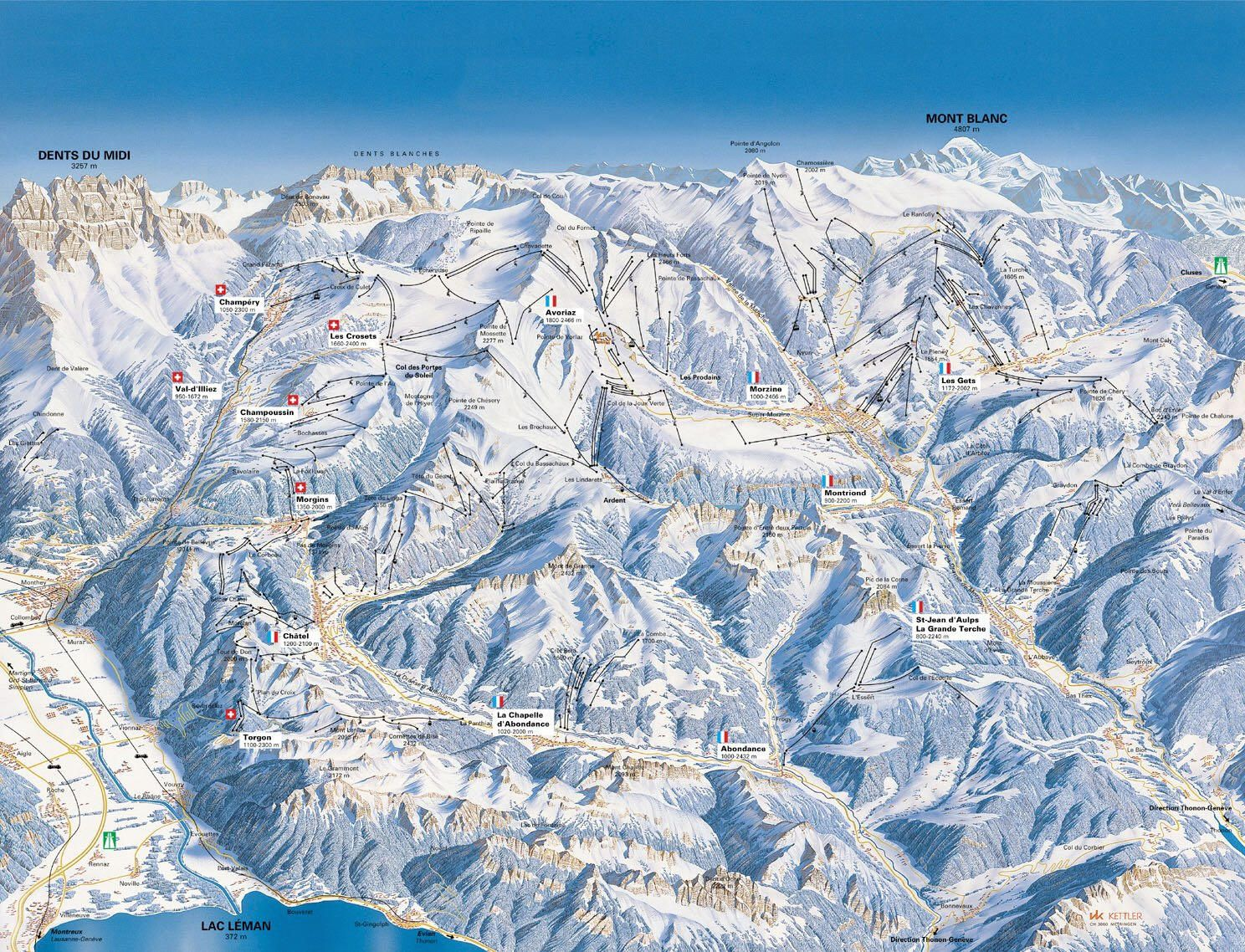 Le Meilleur Shred The French Swiss Alps Dream Board Skiing France Ce Mois Ci