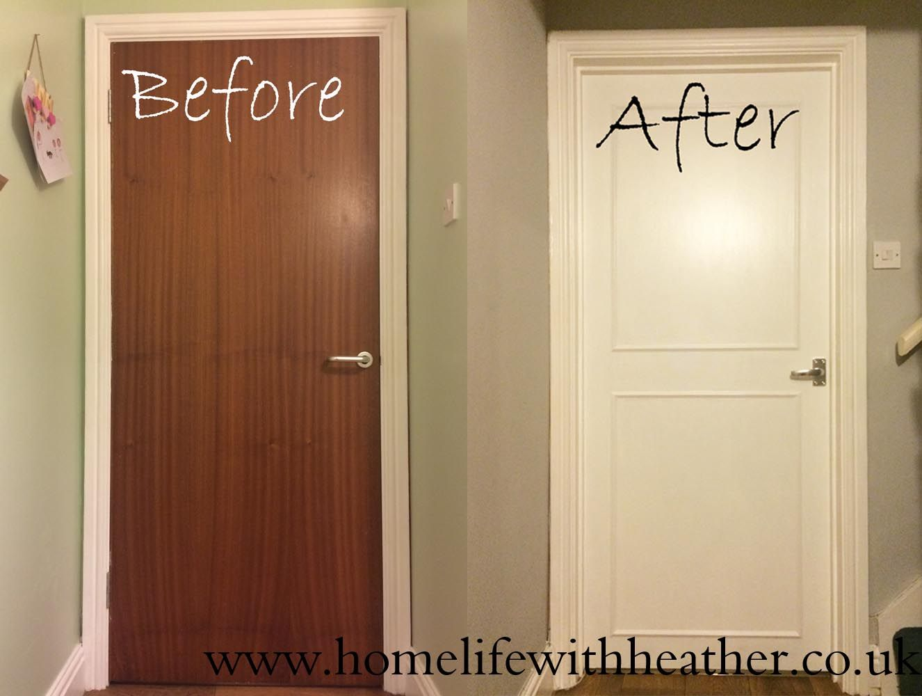 Le Meilleur Home Life With Heather How To Add Panels And Paint Hollow Ce Mois Ci