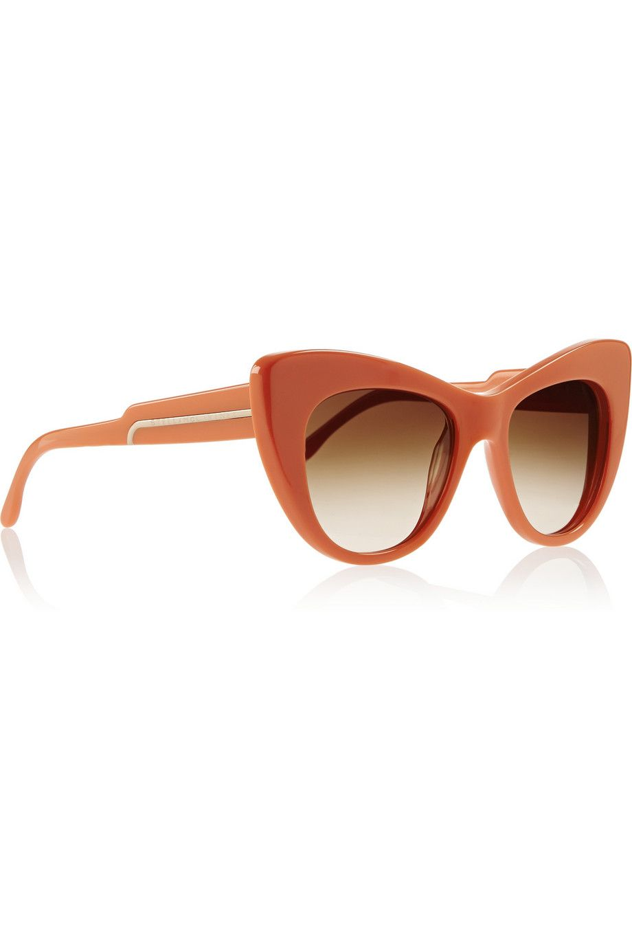Le Meilleur Stella Mccartney Cat Eye Acetate Sunglasses Net A Ce Mois Ci