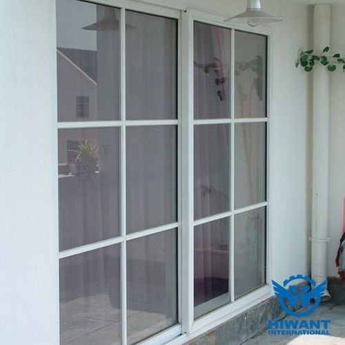 Le Meilleur White Color Powder Coating Aluminium Profile For Glass Ce Mois Ci
