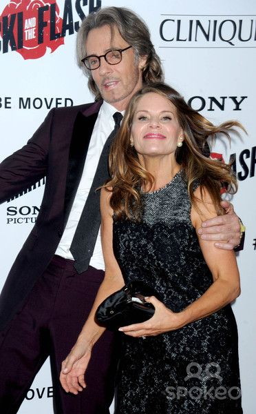 Le Meilleur 8 3 15 Rick Springfield And Barbara Porter At The Premiere Ce Mois Ci