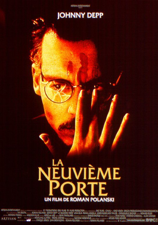 Le Meilleur La 9Ème Porte For The Win Movie Posters Film Johnny Depp Ce Mois Ci