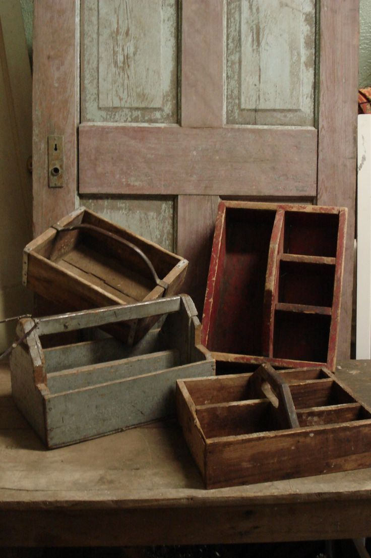 Le Meilleur Vintage Wood Tool Caddy Woodworking Projects Plans Ce Mois Ci