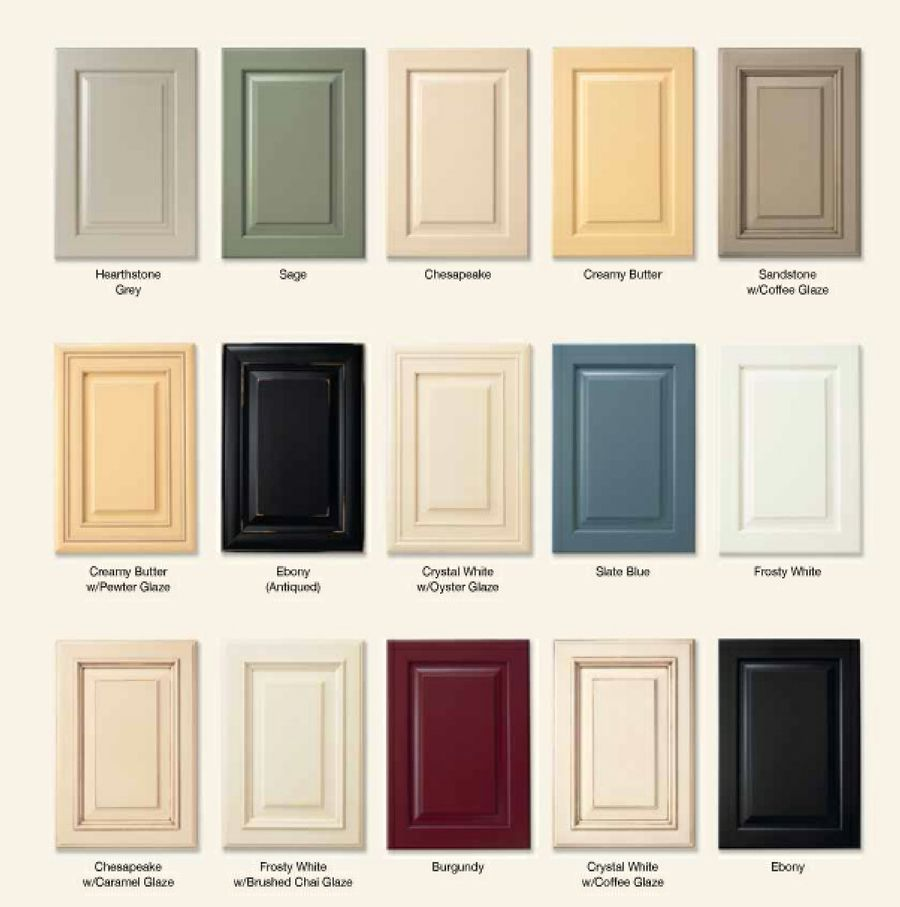 Le Meilleur Our Painted Cabinet Doors Contain 5 Levels Of Paint And Ce Mois Ci