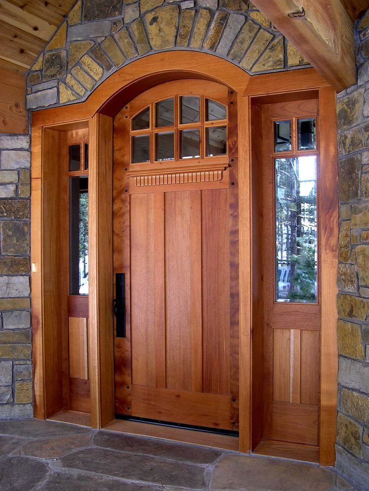 Le Meilleur Craftsman Front Doors For Homes Custom Contemporary Ce Mois Ci
