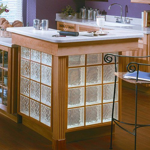 Le Meilleur Glase Blocks Kitchen Cabinets Door Window Transoms And Ce Mois Ci