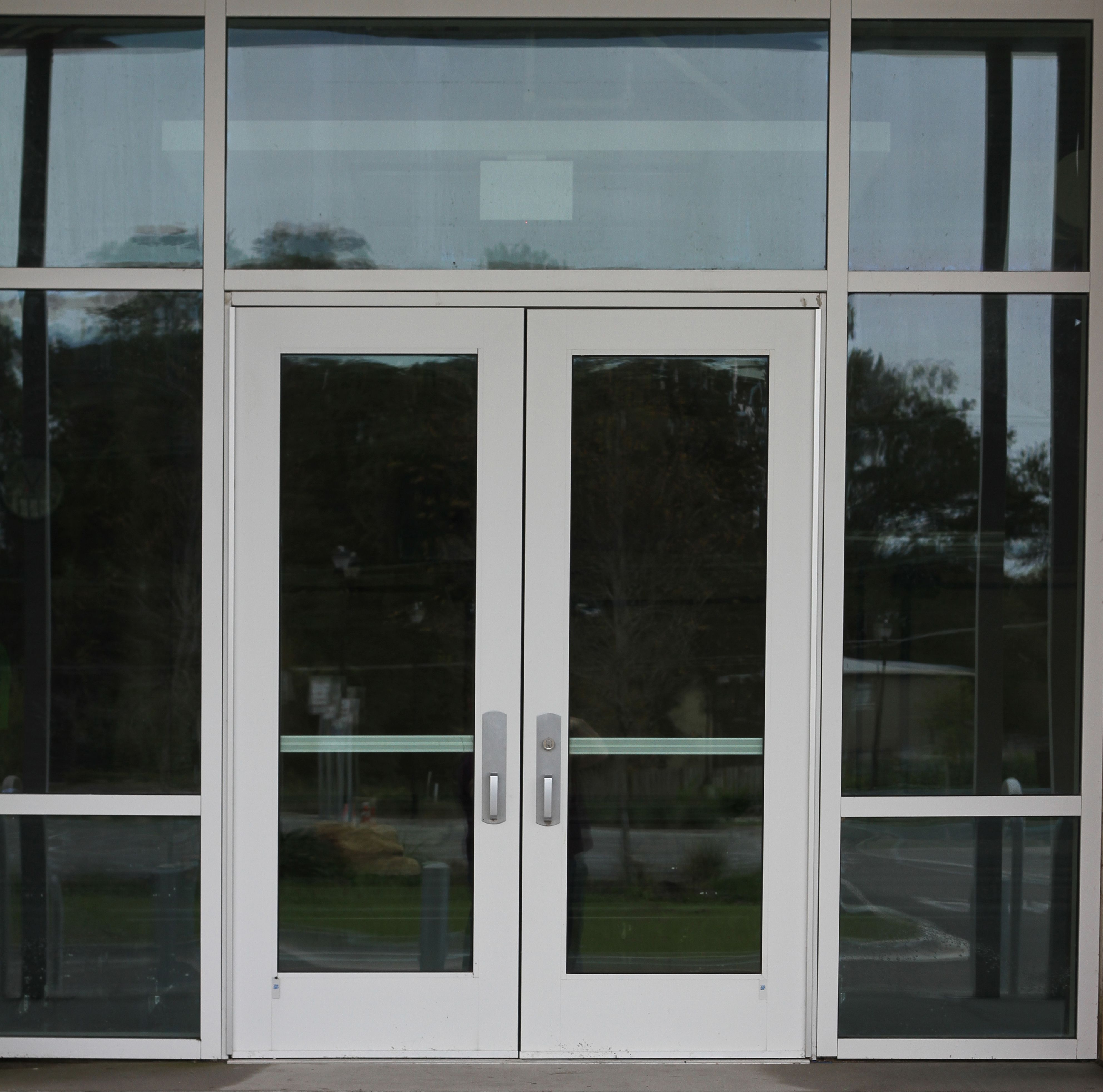 Le Meilleur Commercial Glass Door Entrance Texture For Building And Ce Mois Ci