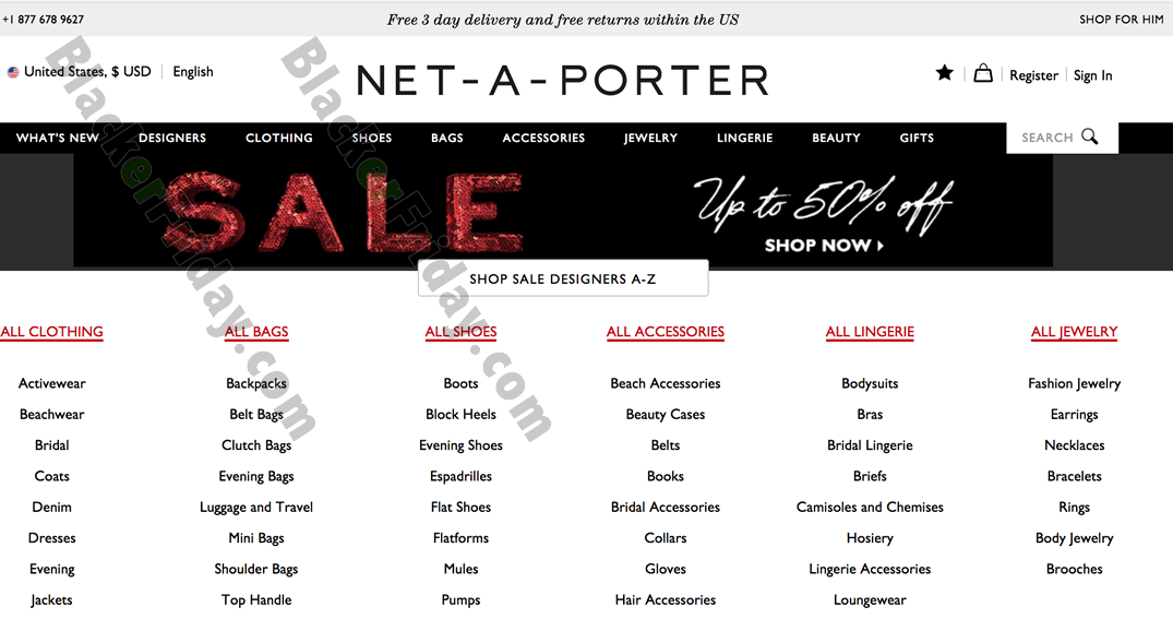 Le Meilleur Net A Porter Black Friday 2018 Sale Blacker Friday Ce Mois Ci