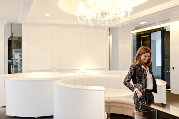 Le Meilleur A Look Inside The Net A Porter New York City Office Ce Mois Ci