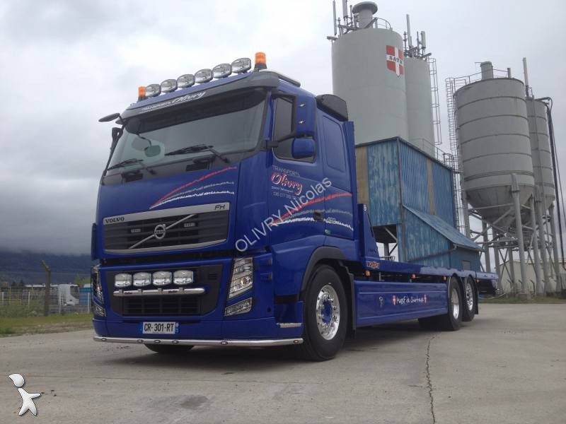 Le Meilleur Used Volvo Fh13 Heavy Equipment Transport Truck 460 6X2 Ce Mois Ci