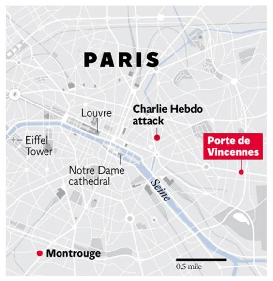 Le Meilleur Paris Shooting Manhunt Live Both Charlie Hebdo Suspects Ce Mois Ci