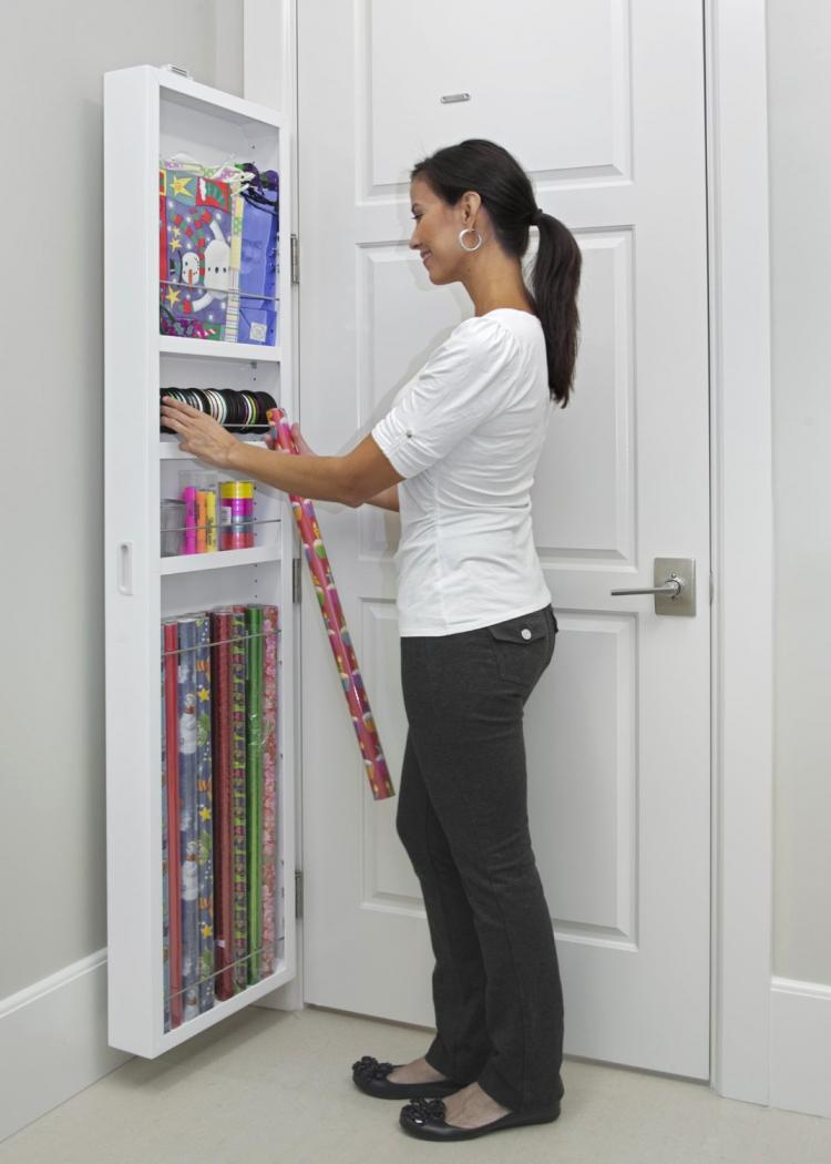 Le Meilleur Cabidor A Hidden Cabinet System That Installs Onto Any Door Ce Mois Ci