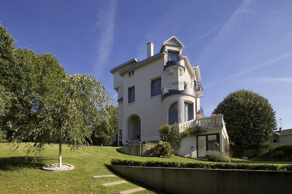 Le Meilleur Exceptional House In Garches With Luxury Services 10 Ce Mois Ci